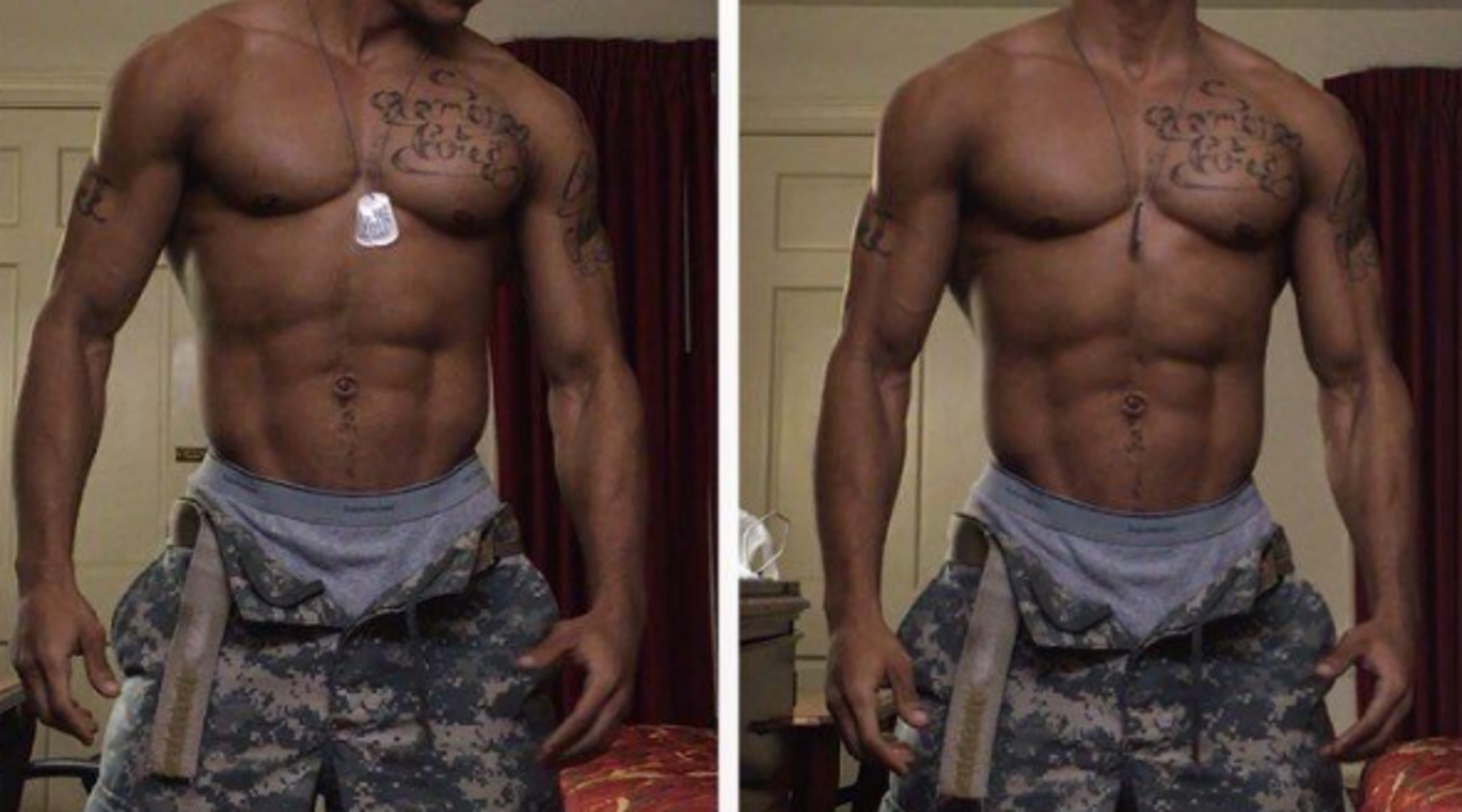 Marine Corps Gay Porn