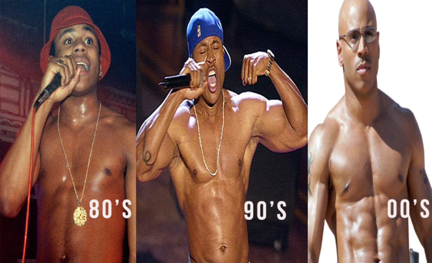 ass naked ll j cool