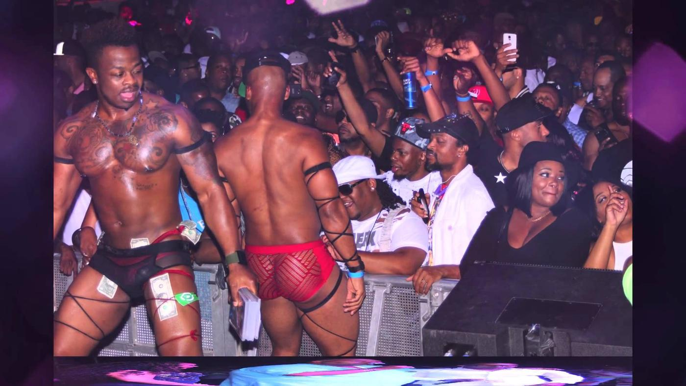 Aside! gay black men sex parties
